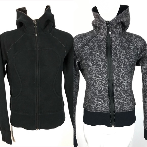 lululemon athletica Jackets & Blazers - Lululemon reversible remix hoodie